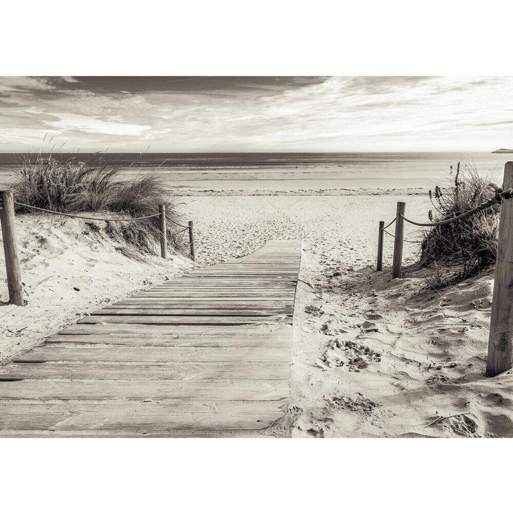 Photo Wall Paper Beach Sea bar Water Liwwing No. 3085