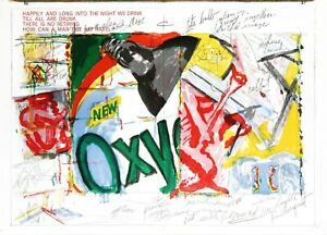 James-Rosenquist-Untitled-from-034-One-Cent-Life-034-Original-1964-Lithograph