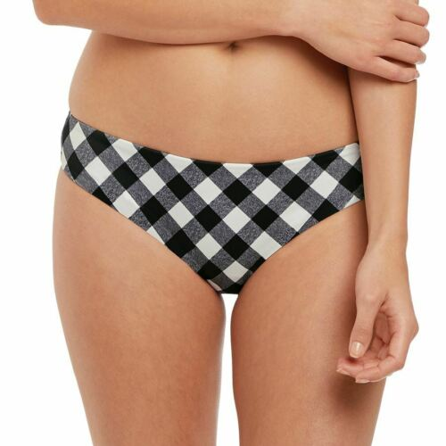 Freya Swimwear Totally Check Bikini Brief//Bottoms Monochrome 2926