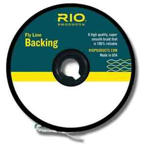 RIO Dacron Fly Line Backing - 20 lb. 200 yds NEW FREE SHIPPING
