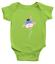 Infant-Baby-Boy-Girl-Rib-Bodysuit-Clothes-shower-Gift-Cute-Eeyore-Balloon-Love thumbnail 10