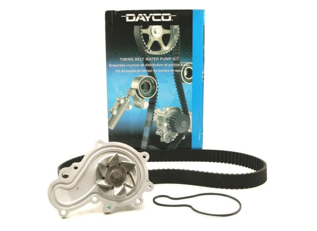 NEW Dayco Timing Belt Kit With Water Pump WP245K5A Dodge ...