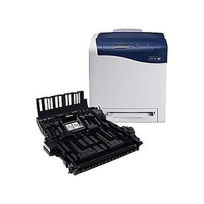 Xerox Phaser 6500/N Color Laser Printer + Auto Duplex Unit Bundle (6500/NBD)
