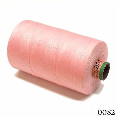 Amann 100/% Polyester Core-Spun Sewing Thread  Sabac 80 1000M Color 0046 Durable