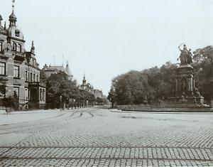Allemagne-Hanovre-Hohenzollernstrasse-vintage-photomechanical-Photomecani
