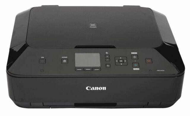CANON PIXMA MG5450 TELECHARGER PILOTE