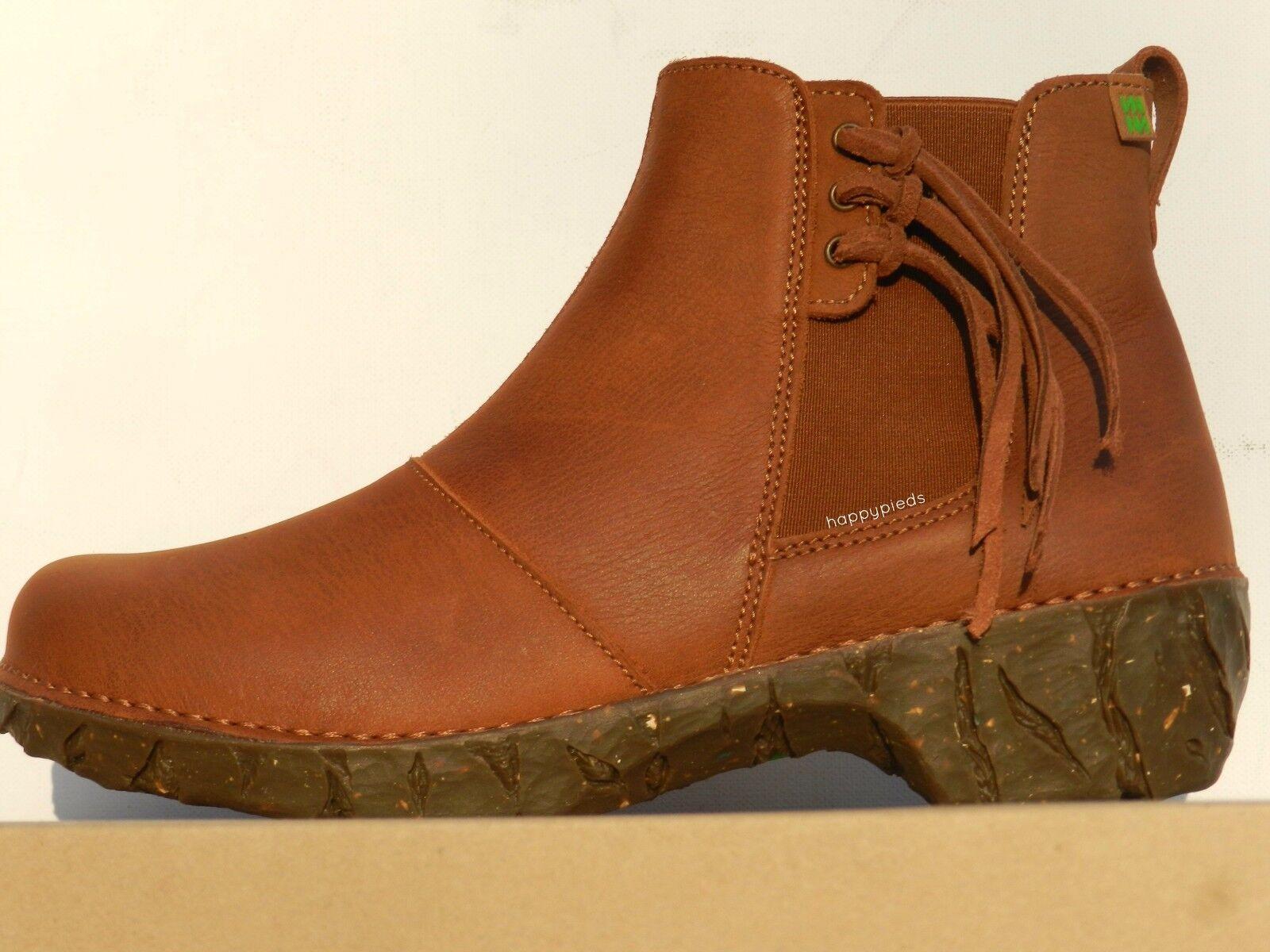 El Naturalista Yggdrasil NF97 shoes Femme 40 Bottines Bottes Pleasant Neuf