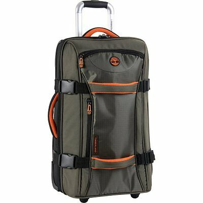 Randa luggage Timberland Luggage Twin Mountain 22 in Wheeled Duffle | eBay