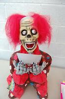 Face Ripper Clown Morbid Industries Halloween Decoration L2522