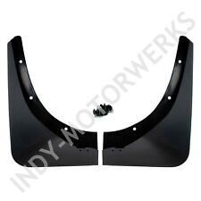 C4 84-90 CORVETTE REAR ALTEC FENDER GUARDS BOTH LEFT AND RIGHT SIDES MUD FLAPS