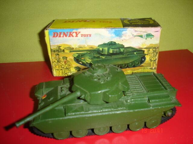 Dinky toys char centurion réf : 651