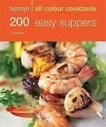 200 Easy Suppers: Hamlyn All Colour Cookbook by Jo McAuley (Paperback, 2008)
