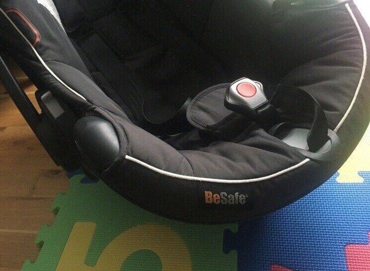 Autostol, op til 13 kg , Be Safe