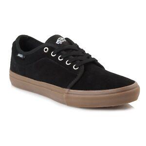 Image is loading Vans-Chukka-Low-Black-Gum-Skate-Shoes-Men- 8a56e0984