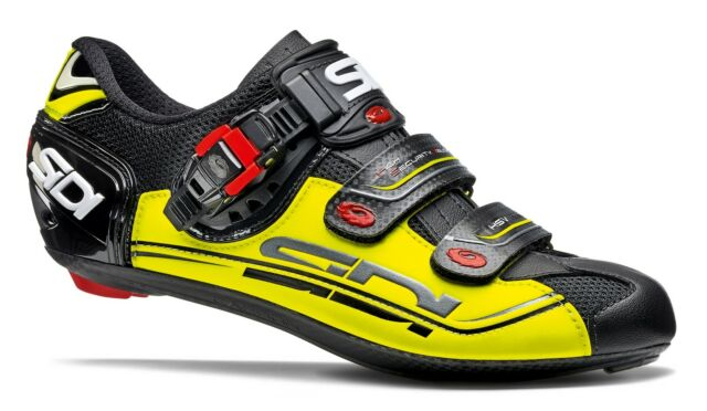 SIDI Fahrradschuhe ROAD Genius 7 schwarz//gelb Größe 46