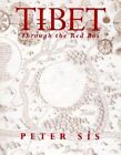 Tibet: through the Red Box by Peter Sis (Hardback, 1998)