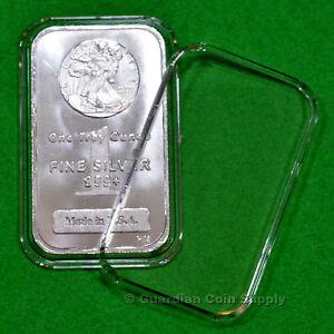 10 Oz Silver Bar Case