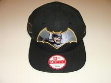 e577e19ec10 item 2 New Era Cap Hat Batman vs Superman Retro Reflect Black Snapback  9Fifty One Size -New Era Cap Hat Batman vs Superman Retro Reflect Black  Snapback ...