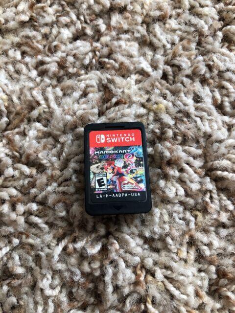 Mario Kart 8 Deluxe (Nintendo Switch, 2017) Cartridge Only