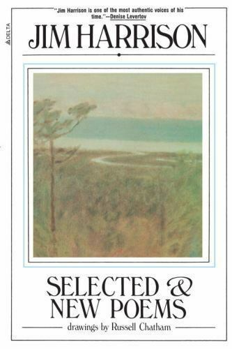 Selected & New Poems Harrison, Jim Paperback