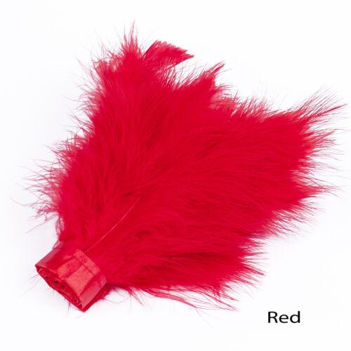 frontière frange ruban de satin Neotrims marabou plumes de dinde parage Costume