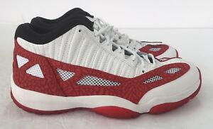 promo code 91d14 fa5fe Image is loading Nike-Air-Jordan-11-Retro-Low-IE-White-