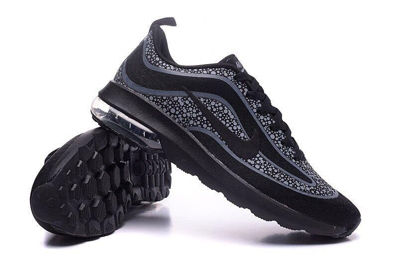 Nike air max nero volubile 98 safari triple nero max 1 grigio scuro 818675-005 uomini sz 10,5 2fc23c