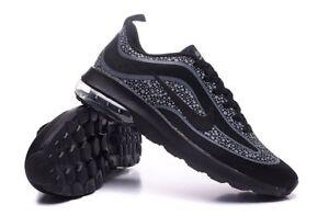size 40 7f1be a7465 Image is loading Nike-Air-Max-Mercurial-98-Safari-Triple-Black-