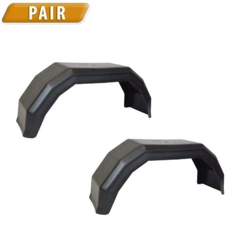 "Maypole Pair of Plastic Mudguards for 8/"" Trailer Wheels MP265 x 2 Bundle"