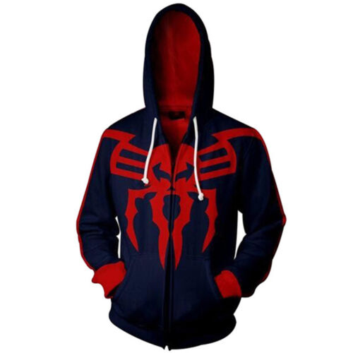 Avengers Infinity War Spider-Man Venom Tops Pullover Hoodie Jumper Sweatshirt