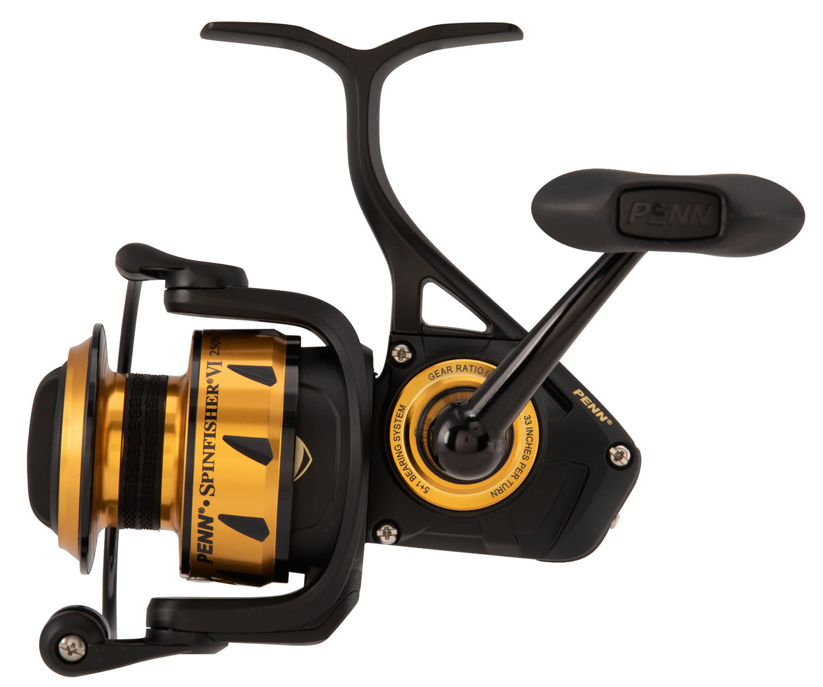 New Penn Spinfisher VI Spin Sea Spinning Fixed Spool Fishing Reel - All Models