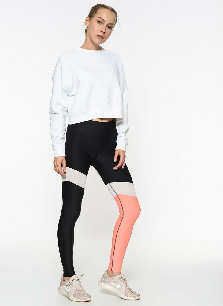Nike Femme Leggings Running Training Gym Sports Wear Taille L