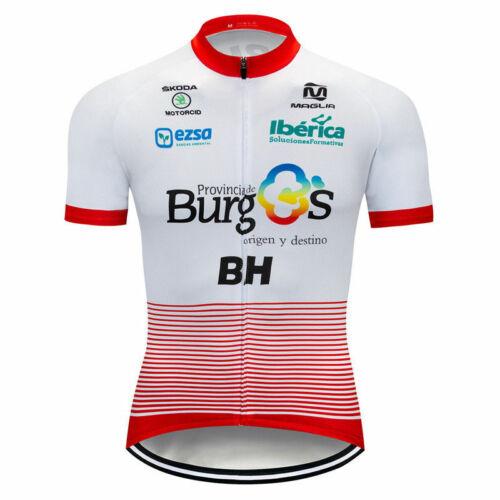 XSU066 Road Mens Racing MTB Cycling Short Sleeve Jersey and bib Shorts