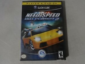 Euc Need For Speed Hot Pursuit 2 Nintendo Gamecube No Manual Free
