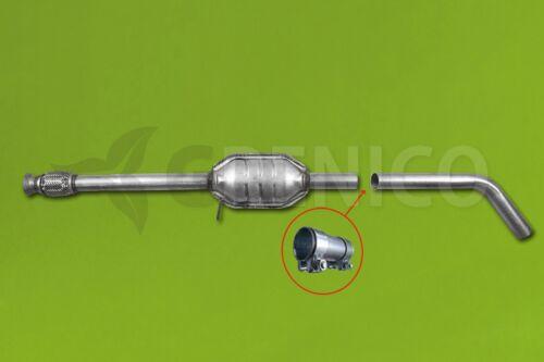 RENAULT MEGANE I//SCENIC I 1.4 1.6 Le systeme d/'échappement apres le catalyseur