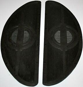 NEW 1940-65 HARLEY DAVIDSON KNUCKLEHEAD PANHEADS FLATHEAD FLOORBOARDS FOOTBOARDS
