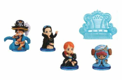 ONE PIECE World Collectable Figure 20TH LIMITED vol.1 Full Set of 5 WCF