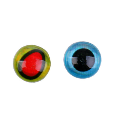 Fish Eye 3D Holographic Lure Fish Eyes Fly Fishing Tying Jigs Crafts Doll