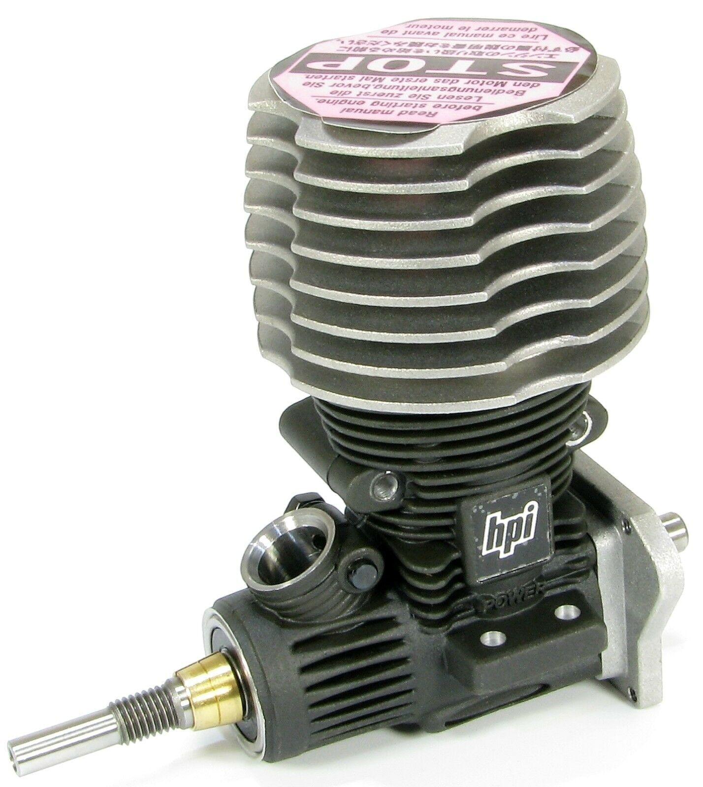 HPI Bullet Firestorm Nitro Star G3.0 Engine Set (11 parts inc. )