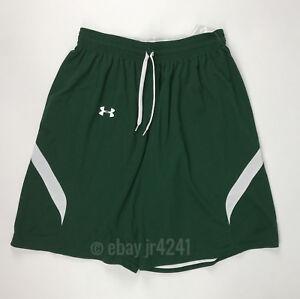 New-Under-Armour-Colorado-University-Rams-Reversible-Basketball-Short-Men-039-s-L
