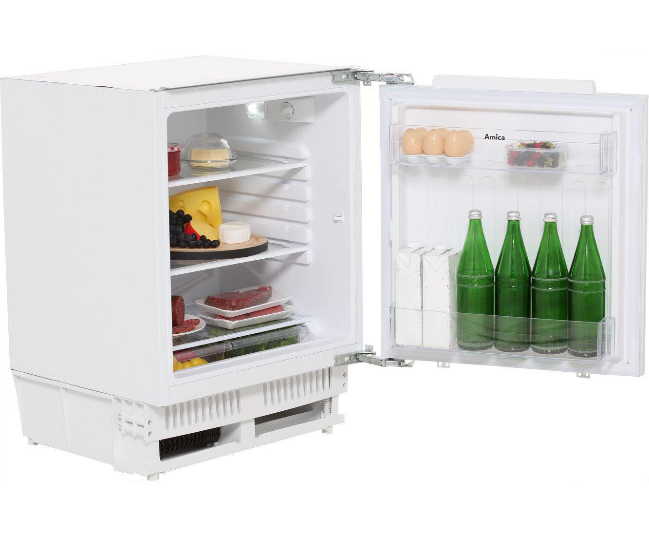 Bomann Kühlschrank Unterbaufähig : Amica uvks 16149 unterbau vollraum kühlschrank weiß günstig kaufen