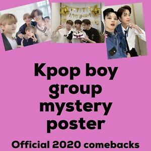 Kpop-Mystery-Boy-Group-Poster-Official-2020-Comeback-Treasure-Mcnd-Nct-Bdc-Ab6ix
