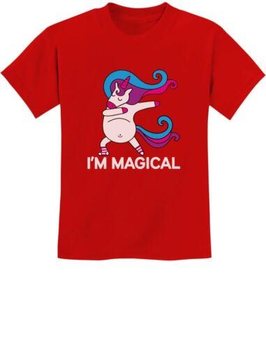 Unicorn Dab I/'m Magical Dabbing Unicorn Youth Kids T-Shirt Gift Idea
