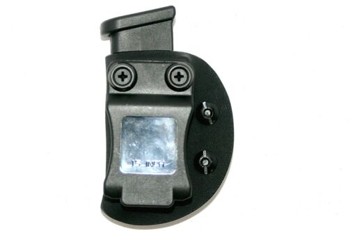 Kydex IWB Magazine Carrier Holster Glock 22 23 27 26 19 17 30 21 36 43 42