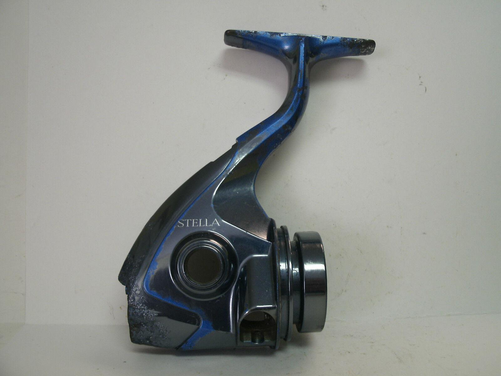 USED SHIuomoO REEL PART Stella 20000 FA Spinning Reel  corpo  Corrosion