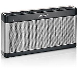 new bose soundlink bluetooth speaker series iii 3 wireless. Black Bedroom Furniture Sets. Home Design Ideas