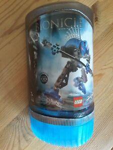xpx-Lego-8590-Bionicle-Rahkshi-Guurahk-mit-OVP-und-OBA-Raritaet-bitte-lesen