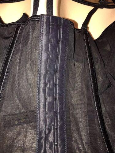 Fabulous Kardashian Kollection Intimates Marion Lace Corset 38 C In Black BNWT