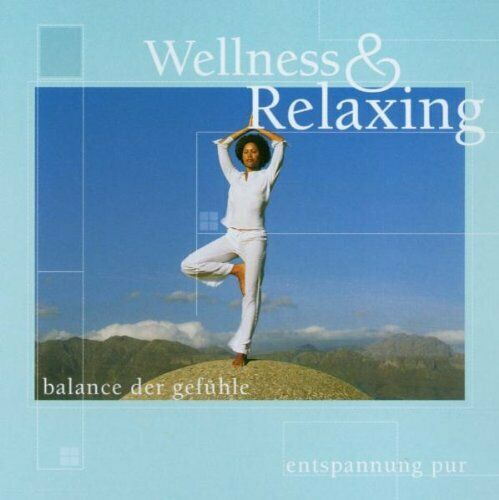 Various - Wellness & Relaxing CD #G1991184