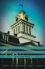 Judicial Process in America, Robert A. Carp, Ronald Stidham, Kenneth L. Manning,